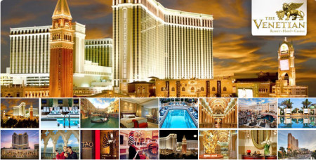 The Venetian Las Vegas Free Suite Upgrade + $1,00 Resort Credits