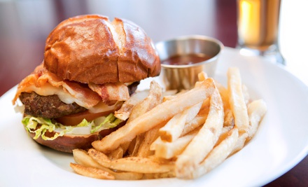 Burger Brasserie In Paris Las Vegas Hotel 15 For 30