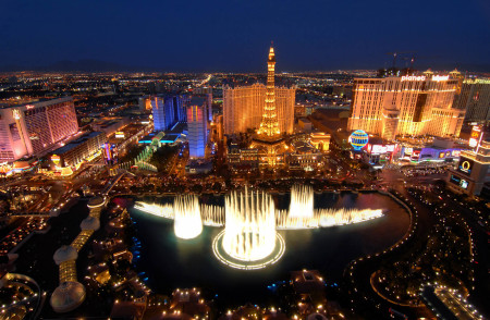 Las Vegas Strip Top 10 FREE Things to See and Do