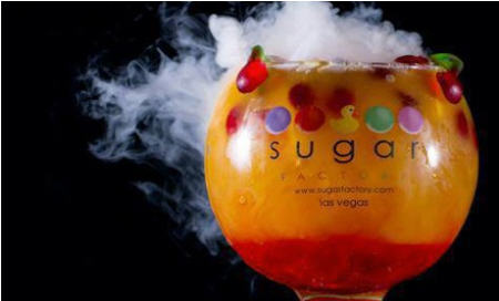 Sugar Factory Bar Amp Grill At Paris Hotel 20 For 40