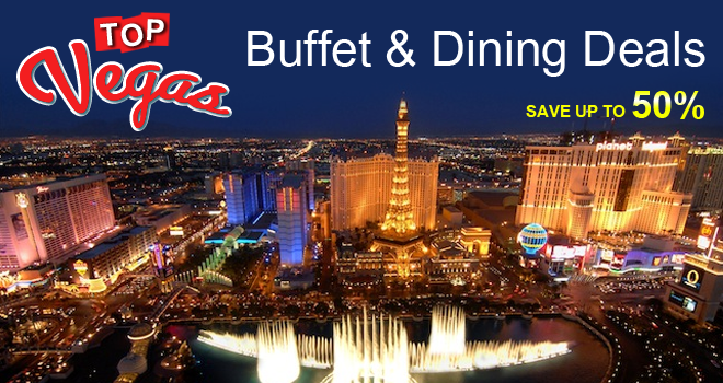 Las Vegas: Top Buffet & Dining Deals - Just Vegas Deals