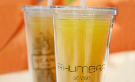 Rhumbar 20 For Two Classic Cocktails In Souvenir Cups 50 Off Just Vegas Deals