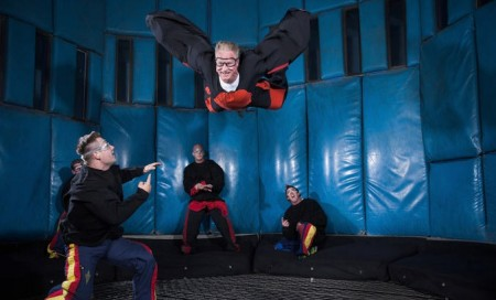Vegas Indoor Skydiving 125 For A Flight For Two With One
