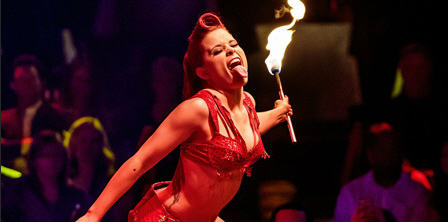 Rose Rabbit Lie At Cosmopolitan Of Las Vegas 60 For Admission Ticket To Vegas Nocturne 55