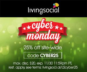 Livingsocial Cyber Monday Las Vegas