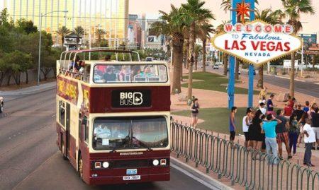 Big Bus Tours - Las Vegas