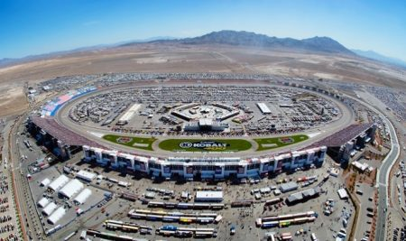 las vegas motor speedway for red bull air race