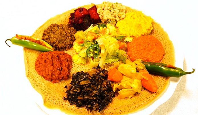 Lucy Ethiopian Restaurant 18 For 30 Worth Of Ethiopian Food 40 Off Just Vegas Deals