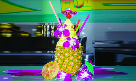 Island Time Floats 9 For 15 Value Of Dole Whip Tiki Drinks Two Options Available 40 Off