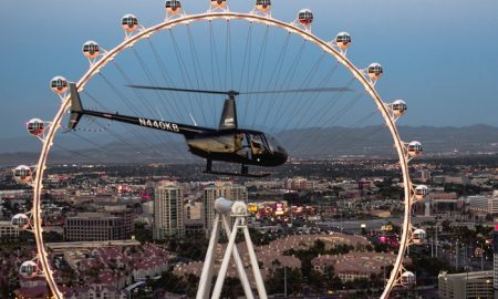 Helicopter Ride deals in Las Vegas, NV: 50 to 90% off deals in Las Vegas. Helicopter Tour of the Strip or Red Rock Canyon for 1 or 3 People from Airwork Helicopters (Up to 73% Off). Helicopter Tour from Helicopters (Up to 55% Off). Helicopter Tour of the Strip for Up to 3 or Tour for Up to 3 with Magic Show from Helicopters (Up to 70% Off).